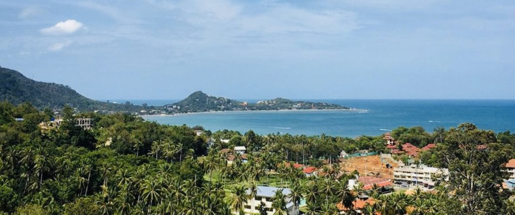 Lamai View Point - Koh Samui