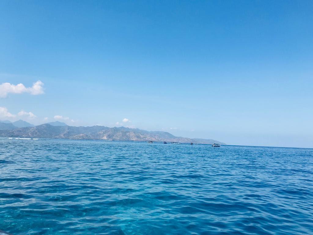 Snorkelling Trip at Gili Islands