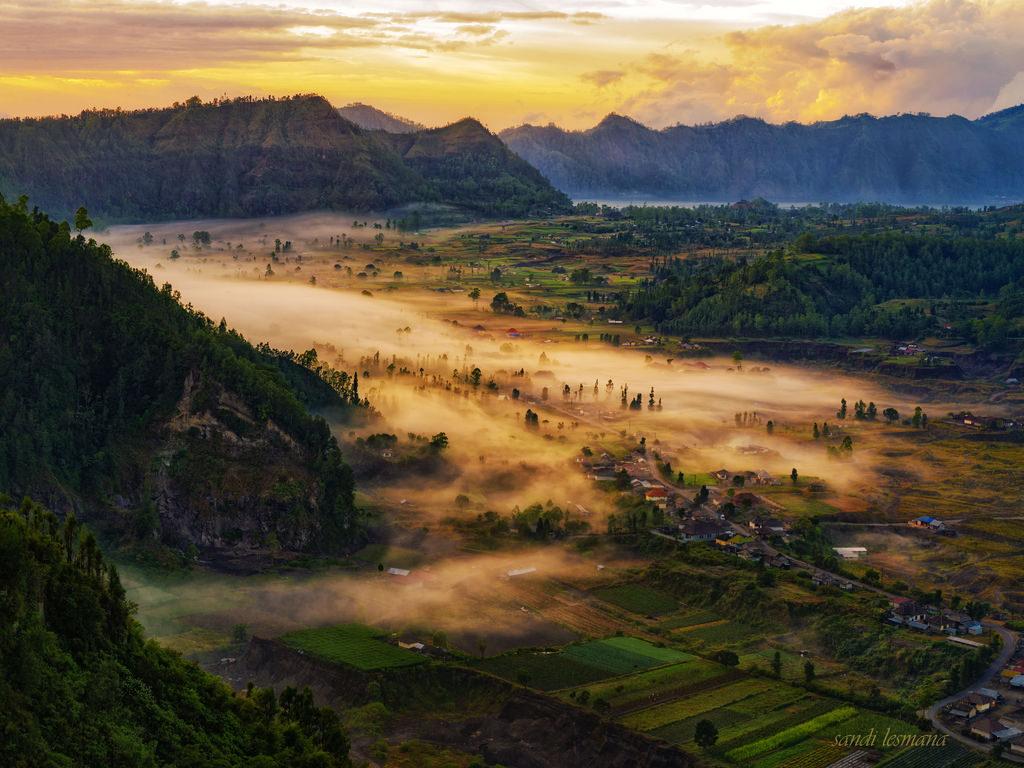 Kintamani Trek- before Sunrise