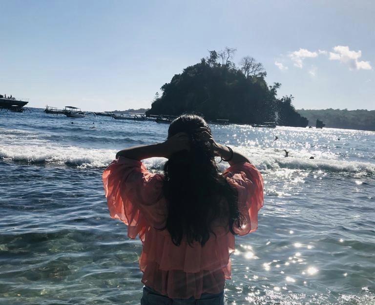 Crystal Beach - Nusa Penida