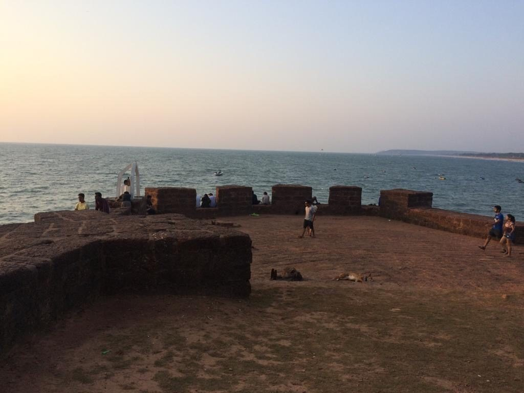 Lower Fort Aguada