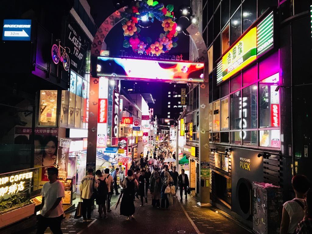 Takeshita Street - Tokyo, Japan
