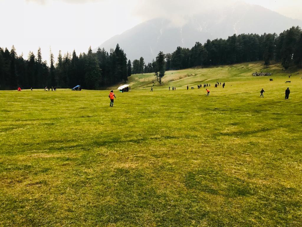 Pahalgram Kashmir