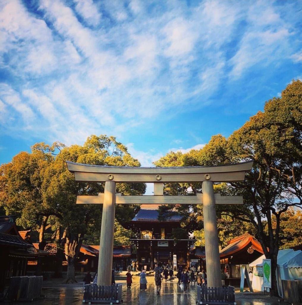 Meiji Shrine - Tokyo, Japan