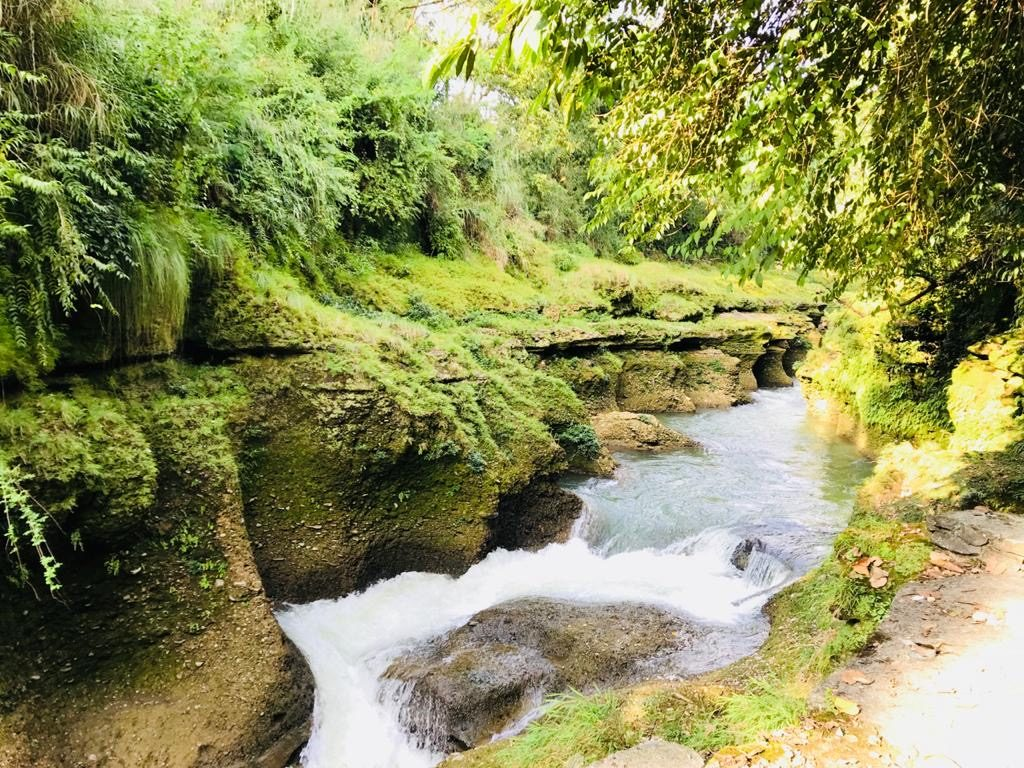 Devi's Fall Pokhara