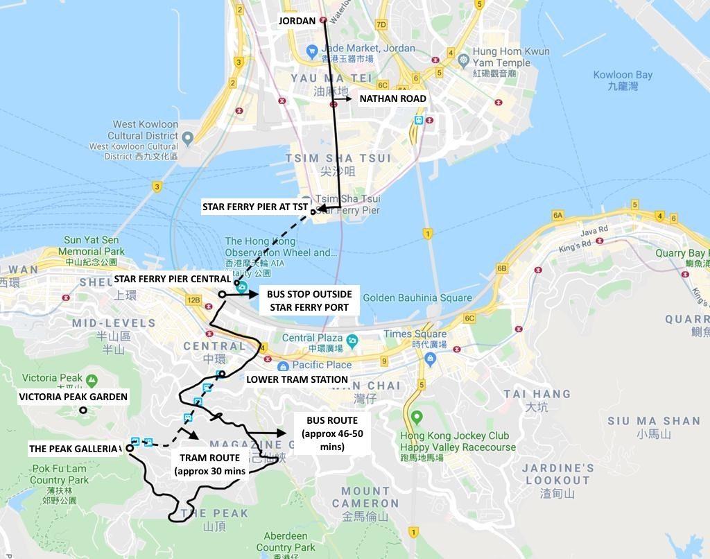 Hong Kong & Macau Trip in less than a week