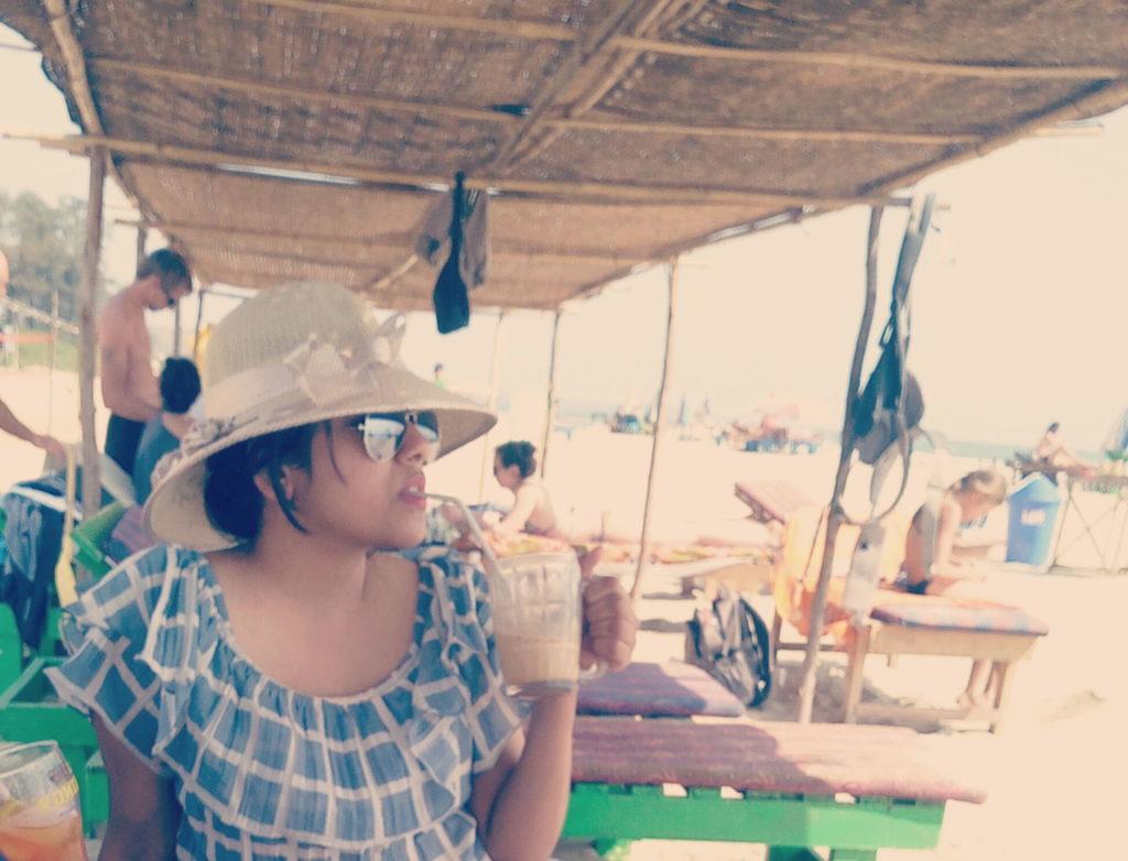 Manderan Beach