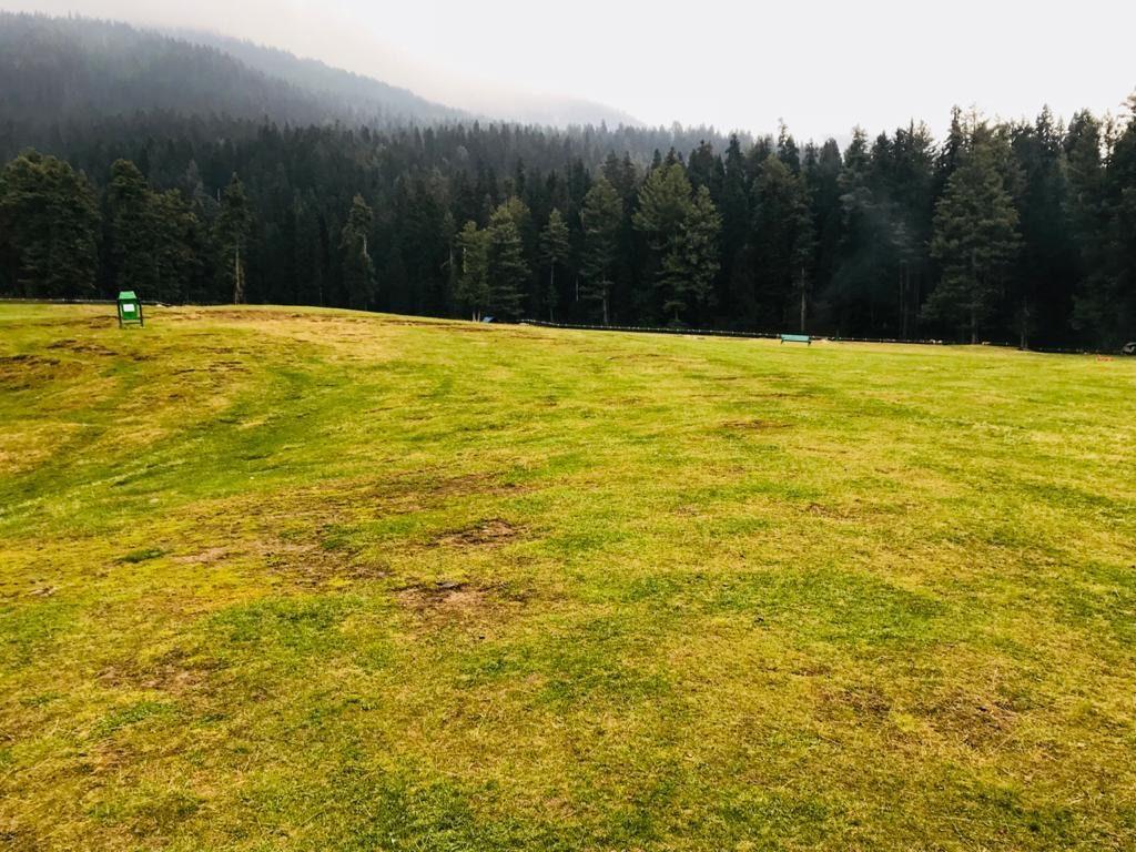 Baisaran Hills Pahalgram