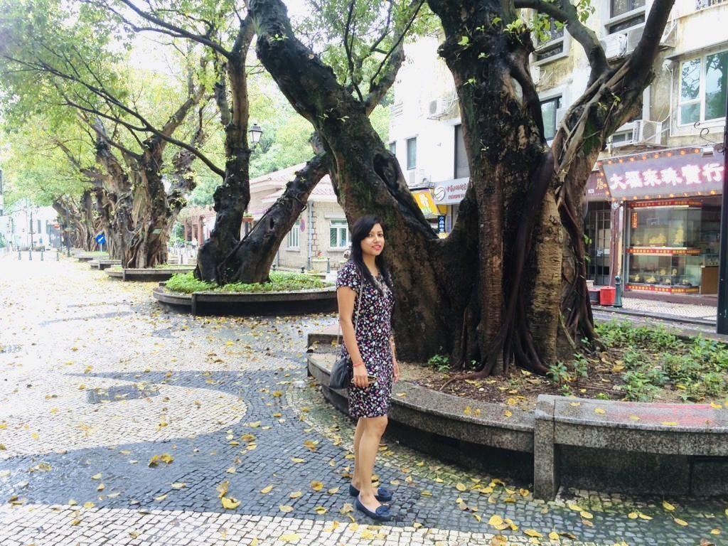 Taipa Village - Macau