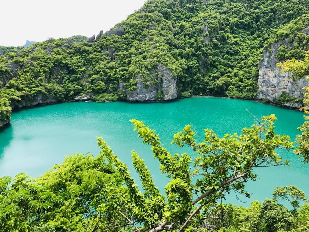 Ang Thong Marine National Park Tour