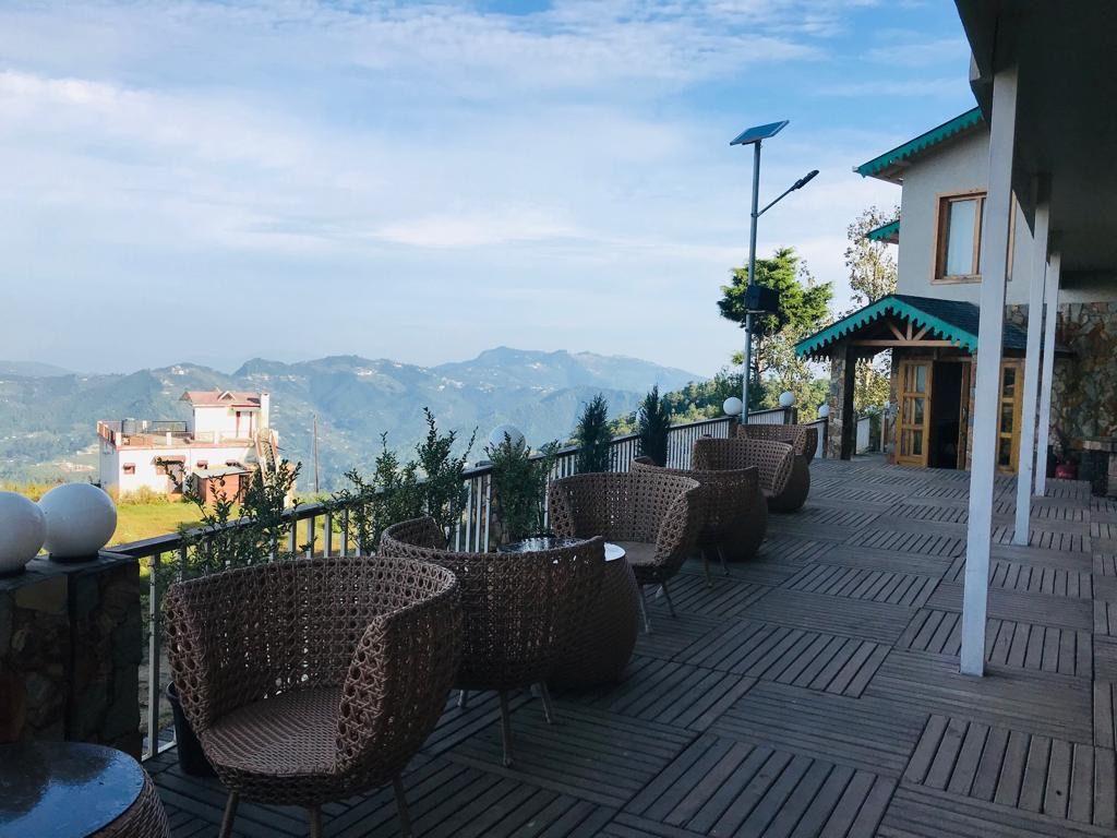 2 Day Trip to Mukteshwar Uttarakhand, Alpine Chalet
