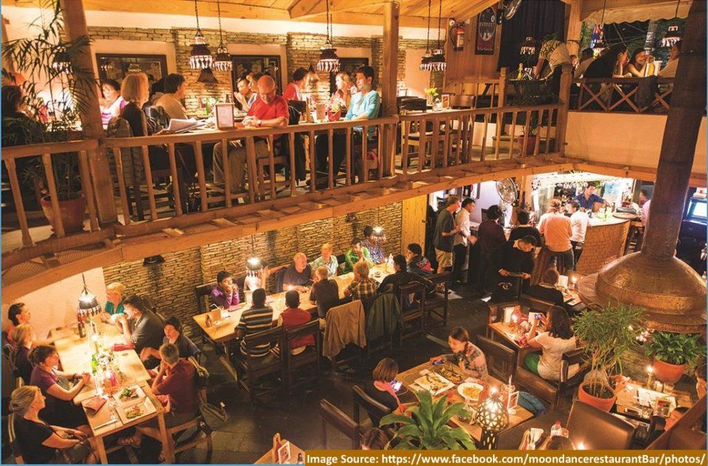 Moondance Restaurant - Pokhara