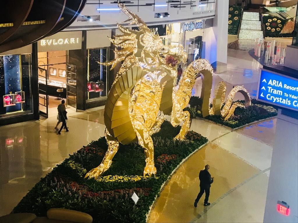 Crystal Shopping Mall - Las Vegas