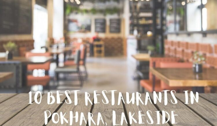 Best Restaurants in Pokhara