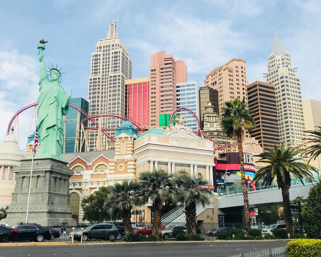 New York Hotel - Las Vegas