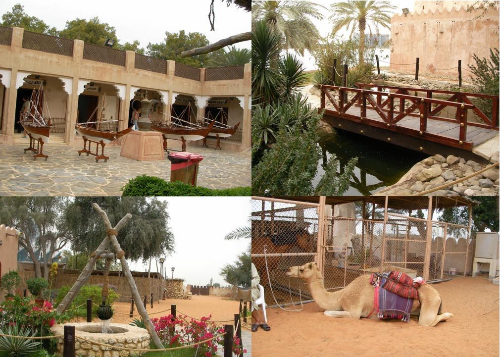 Heritage Village - Abu Dhabi