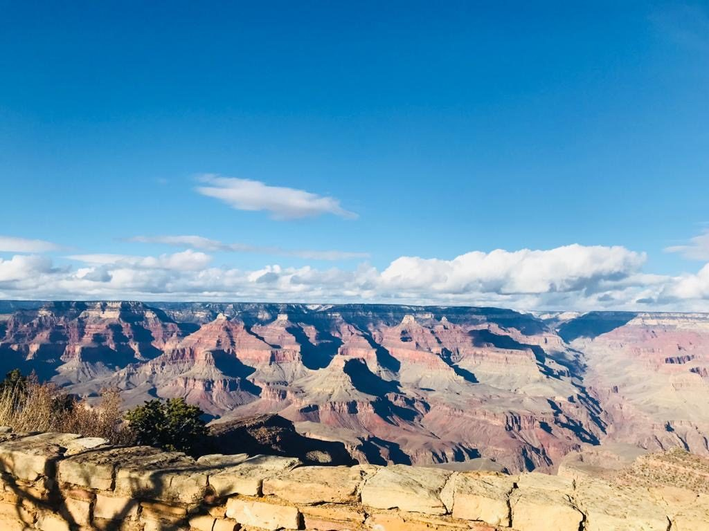 Grand Canyon South Rim - 10 best natural excursions from Las Vegas