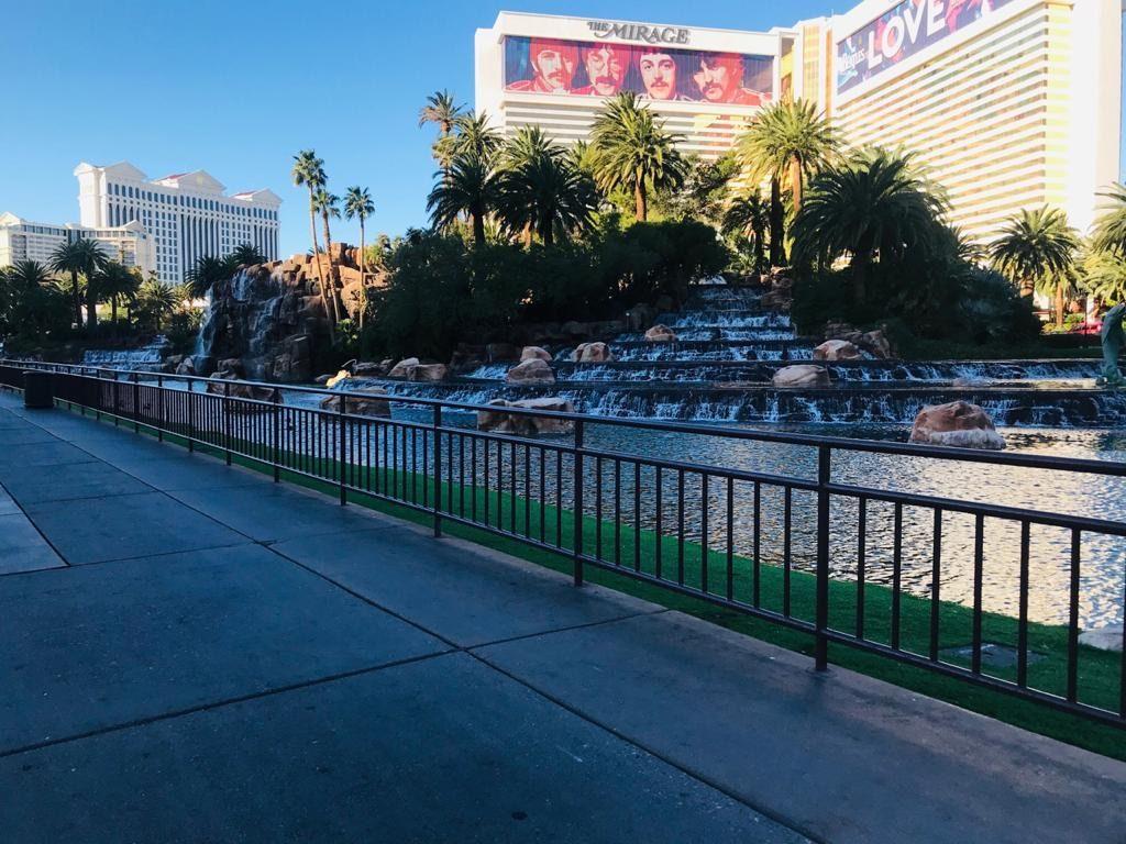 Mirage Hotel - Las Vegas