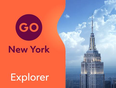 NEW YORK EXPLORER PASS – BY GO NEW YORK