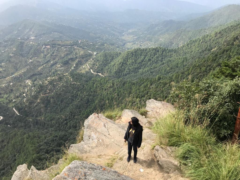 Chauli ki Jali - Mukteshwar