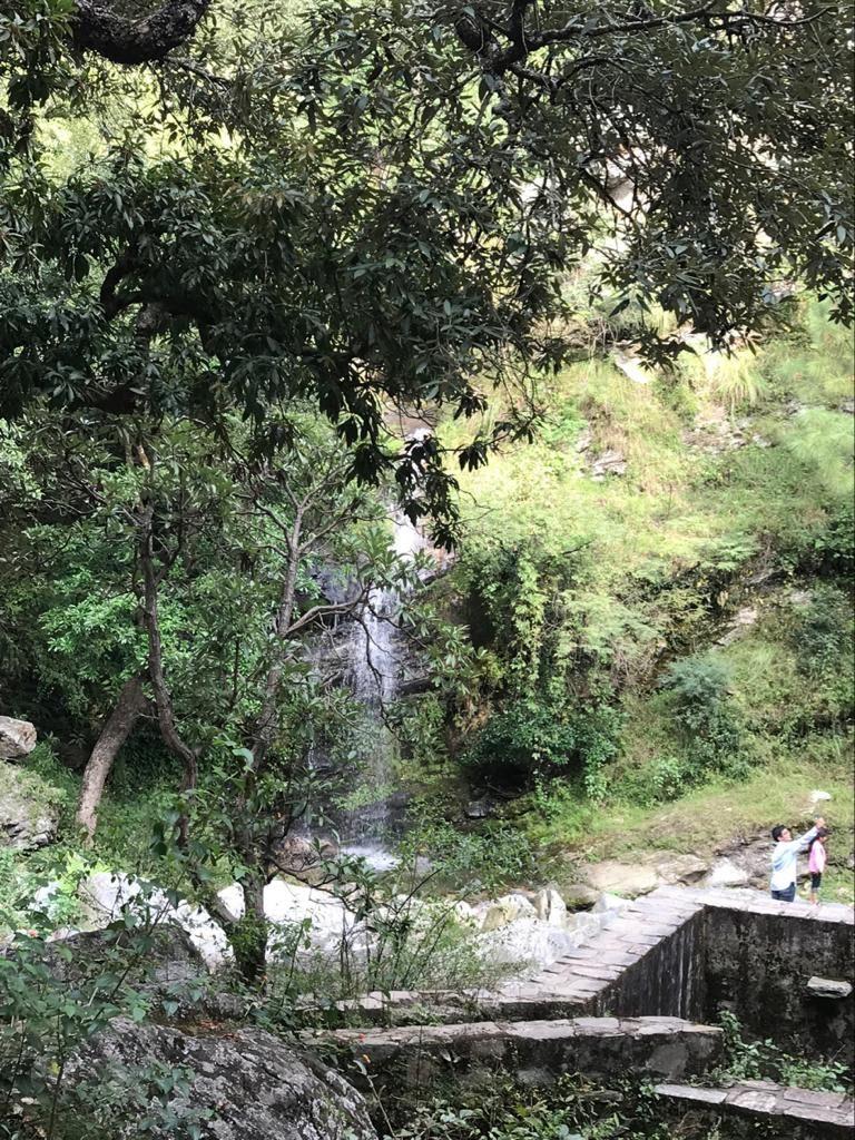 Trek to Bhalugaad Waterfall - Mukteshwar