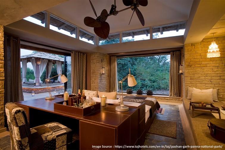 Taj Safari Lodge- Panna