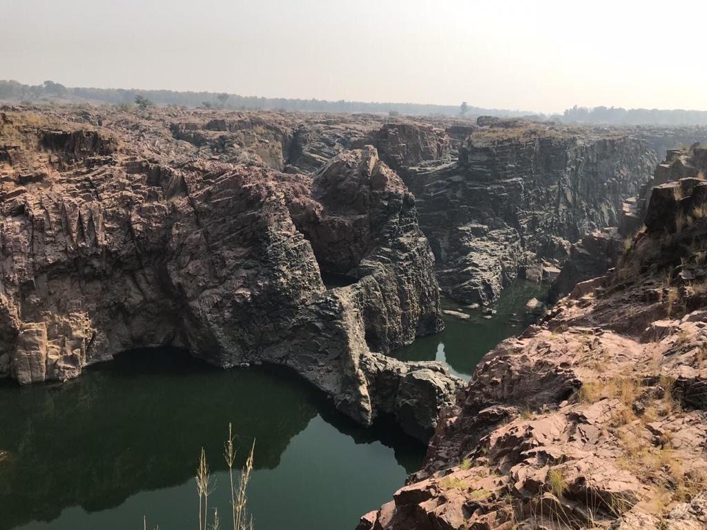 Ken River - Raneh Waterfall Khajuraho