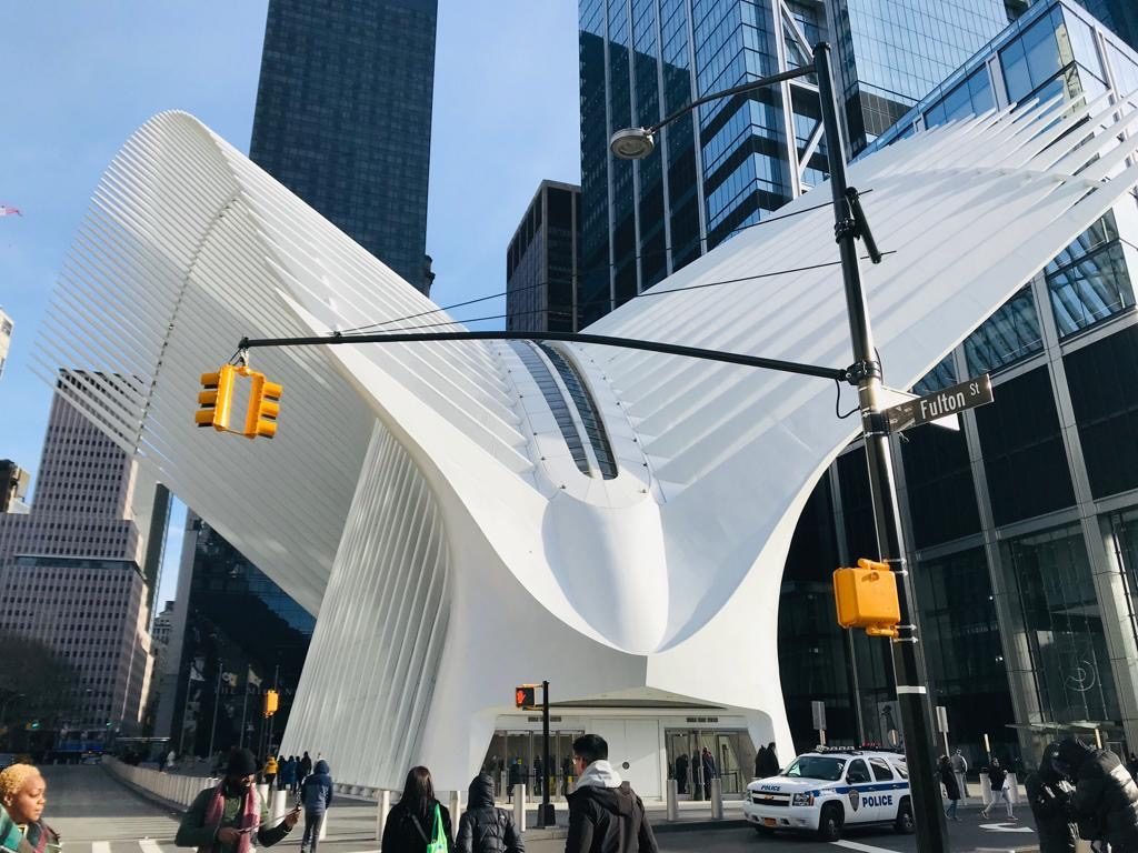 Oculus from Outside - New York City