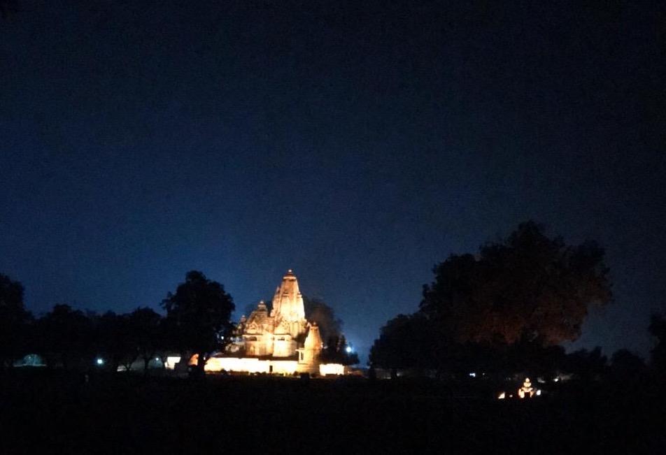 Light & Sound Show Khajuraho