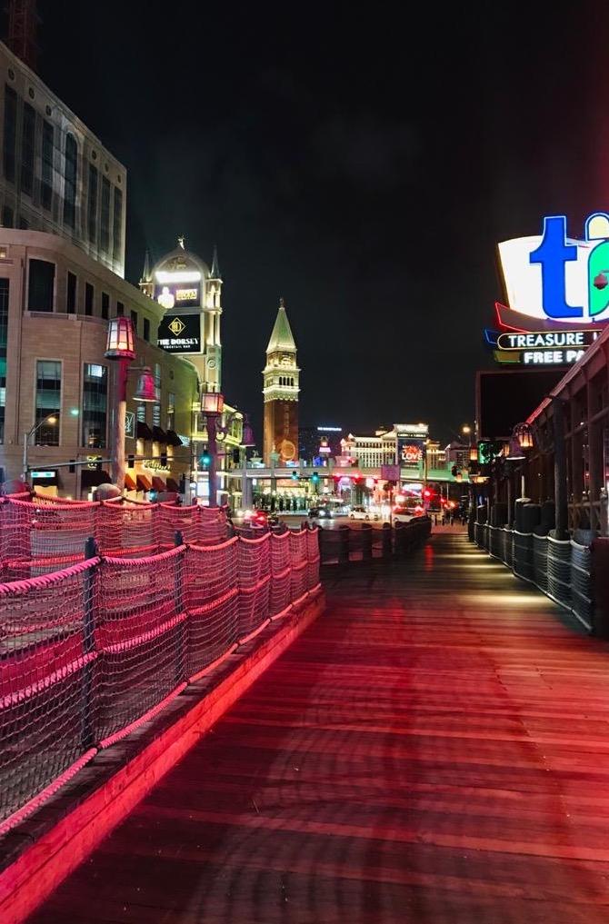 Las Vegas 3 day Itinerary