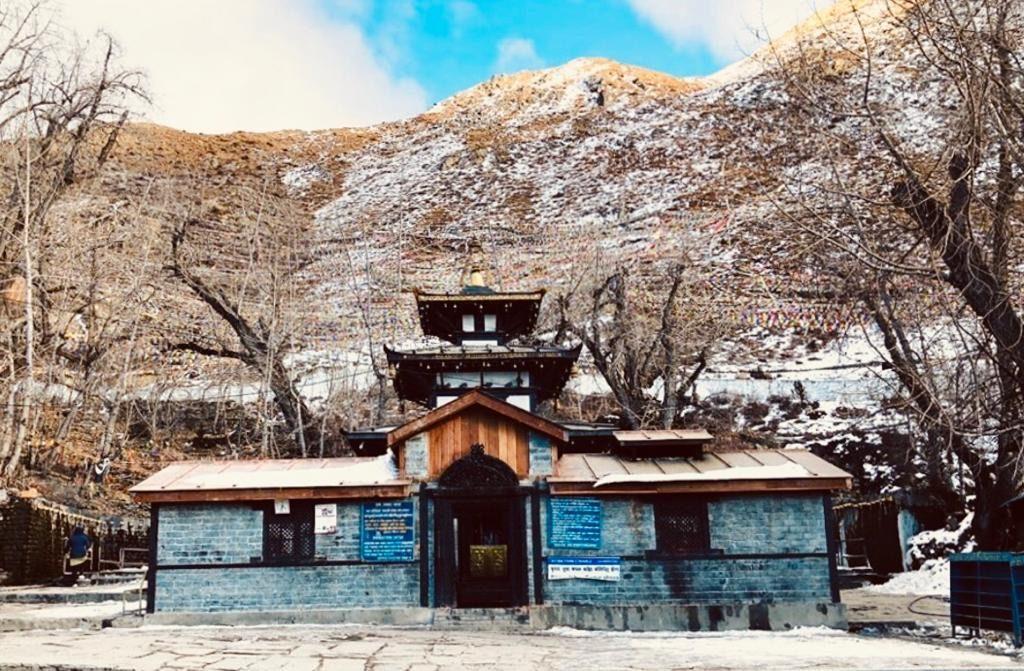 Visit to Muktinath Temple
