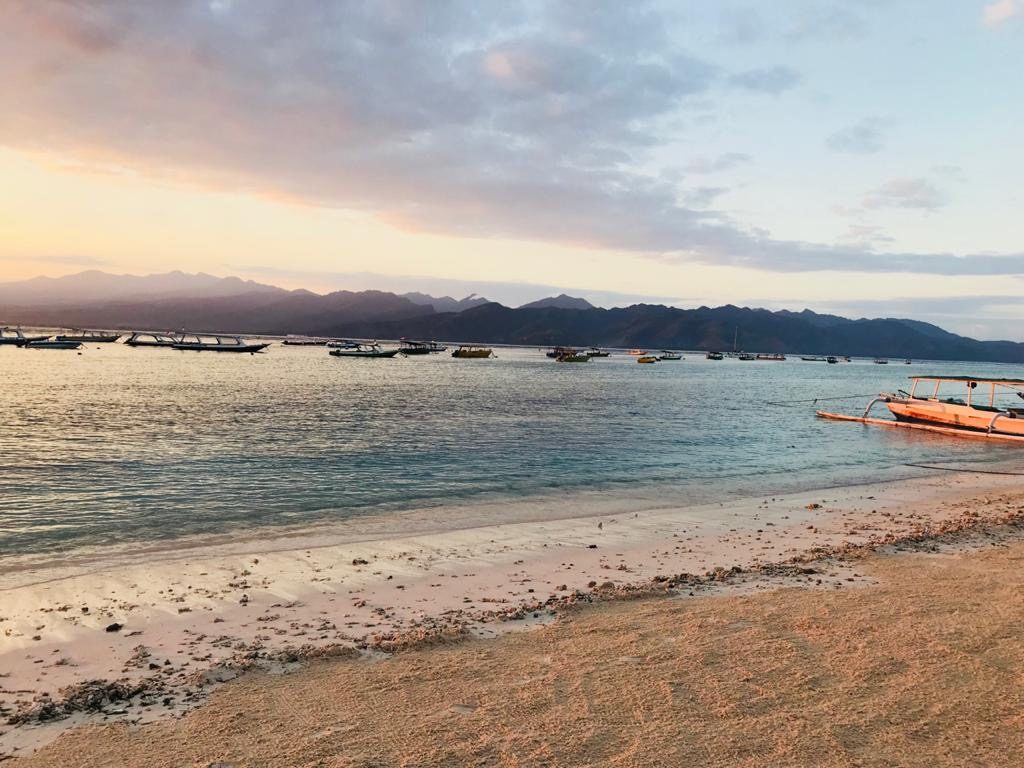 Island Hopping at Gili Islands