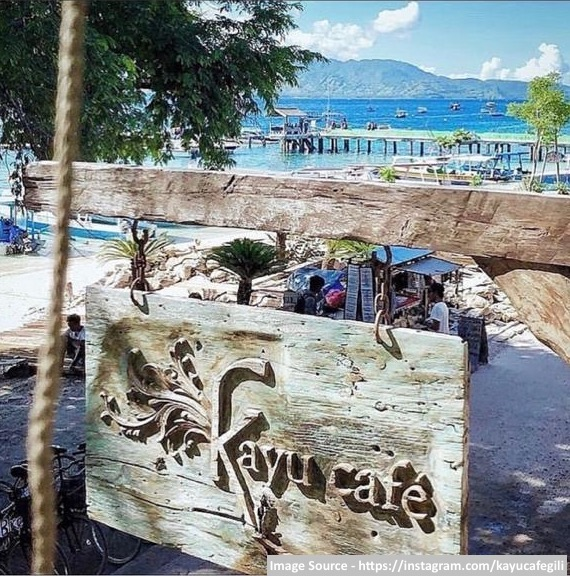 Best places to eat in Gili Trawangan