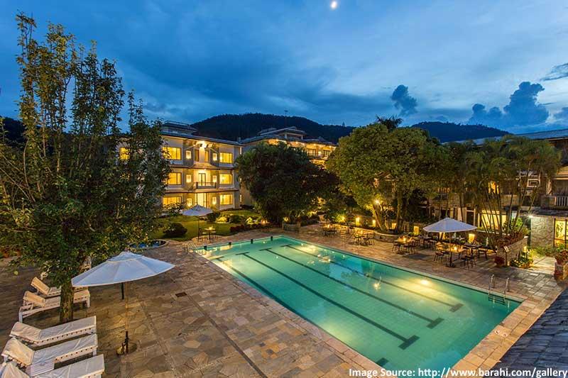 Hotel Barahi, Pokhara
