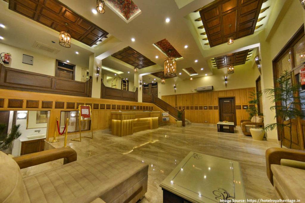 Hotel Royal Heritage Srinagar
