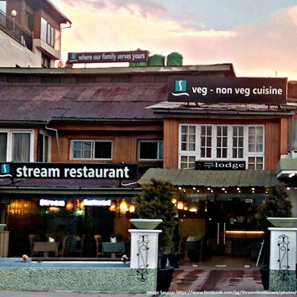 Stream Restaurant Srinagar