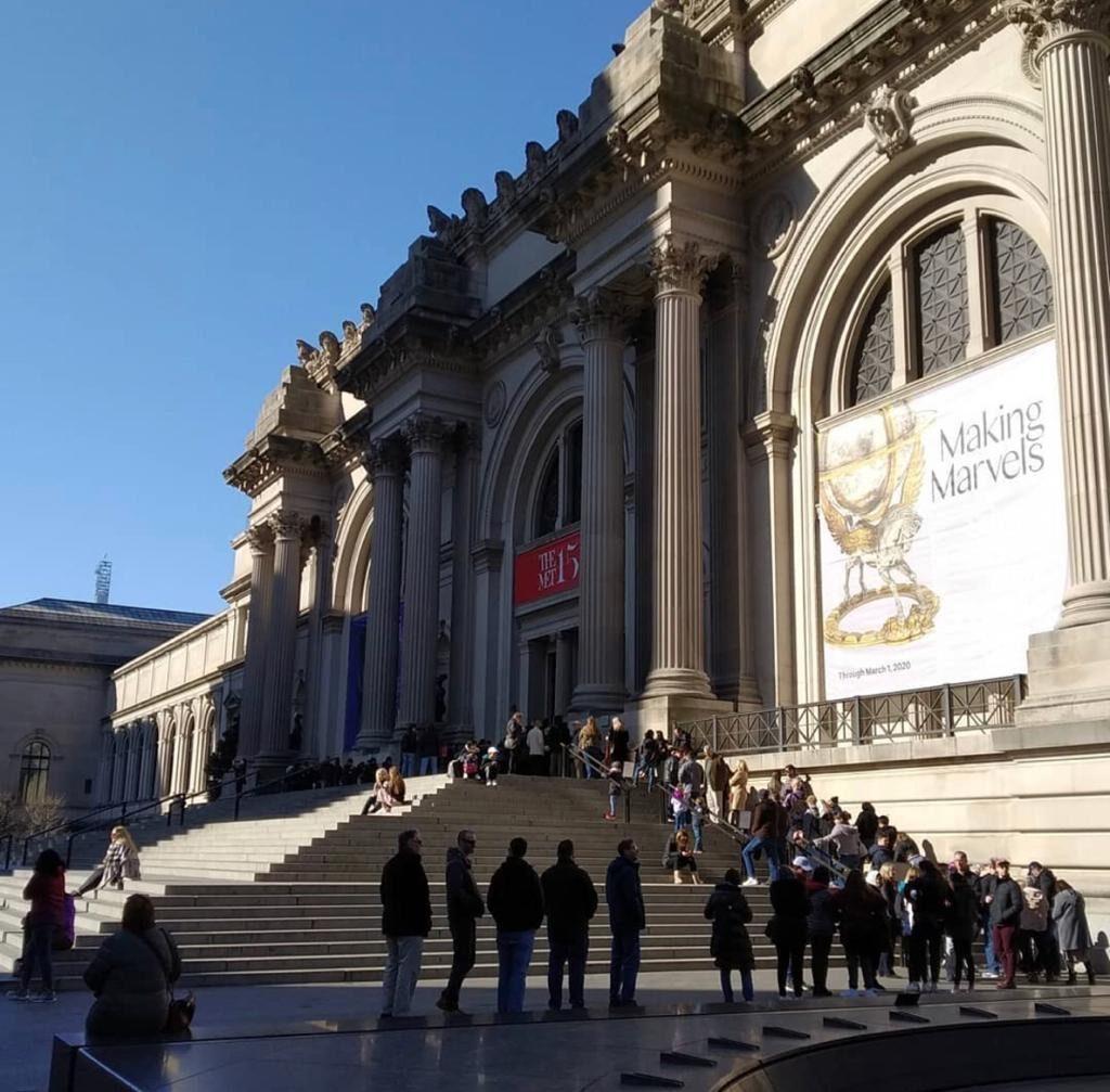 The Metropolitan Museum of Art (MET); 10 must visit museum in Manhattan