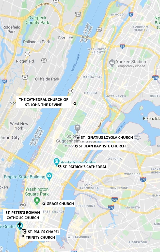 8 Most Beautiful Churches in NYC - Definitely Worth A Visit
