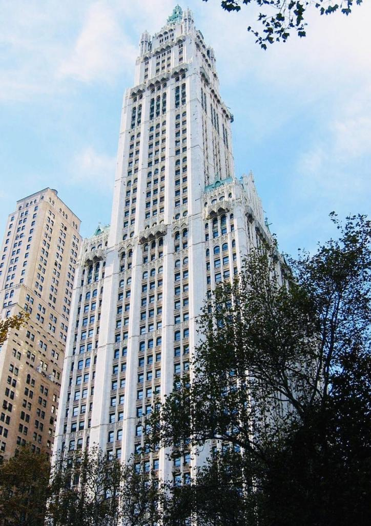 10 Unique and Iconic Skyscrapers in Manhattan