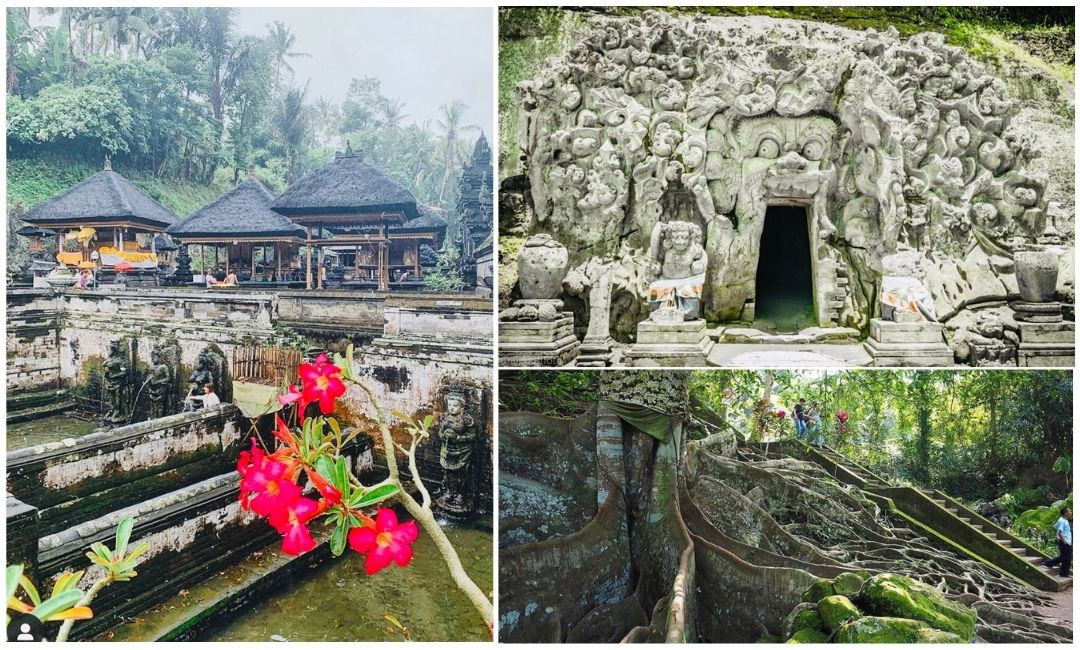 10 Best Temples in Bali Worth Visiting - Goa Gajah Temple