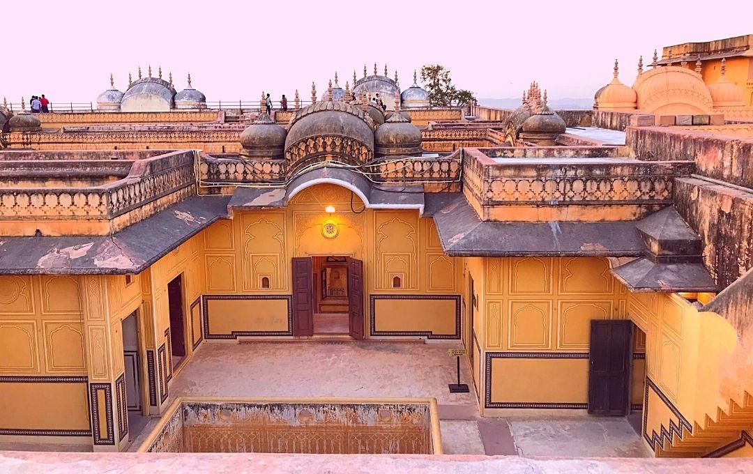 Nahargarh Fort Jaipur - Jaipur Travel Guide