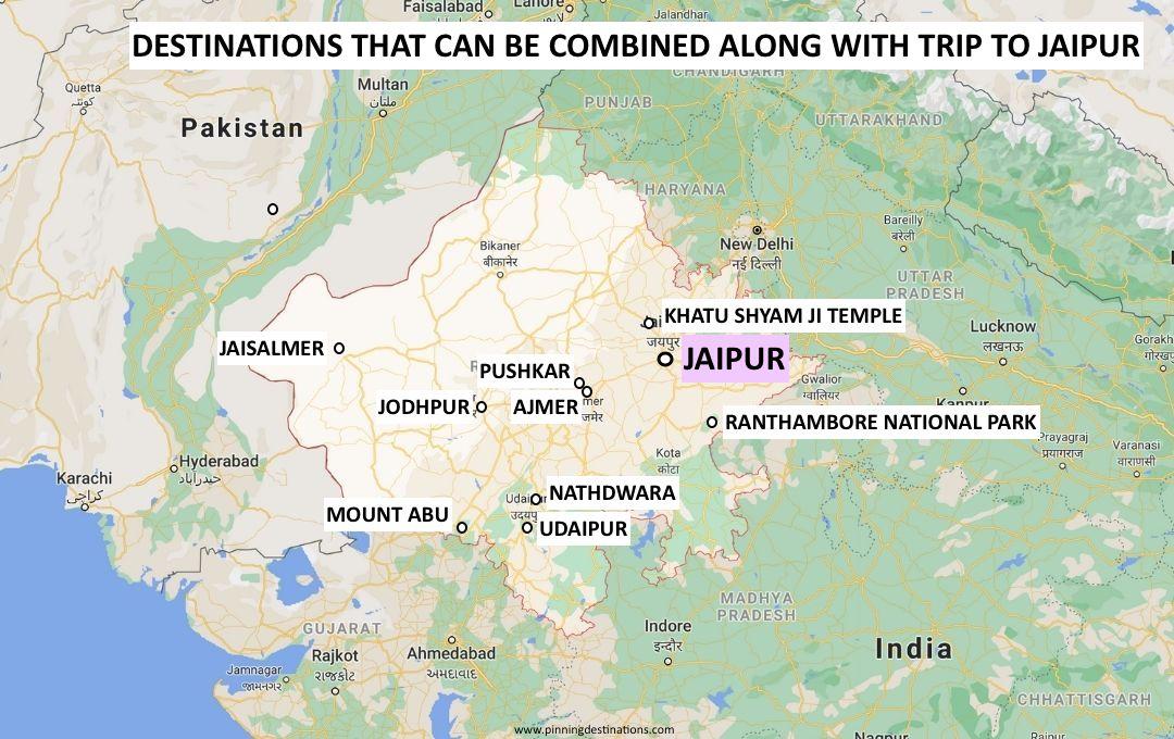 Jaipur Itinerary for 2 Days - Jaipur Travel Guide