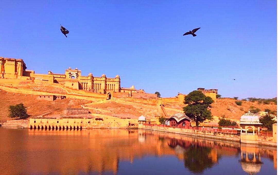 Jaipur 2 days Itinerary - Amer Fort