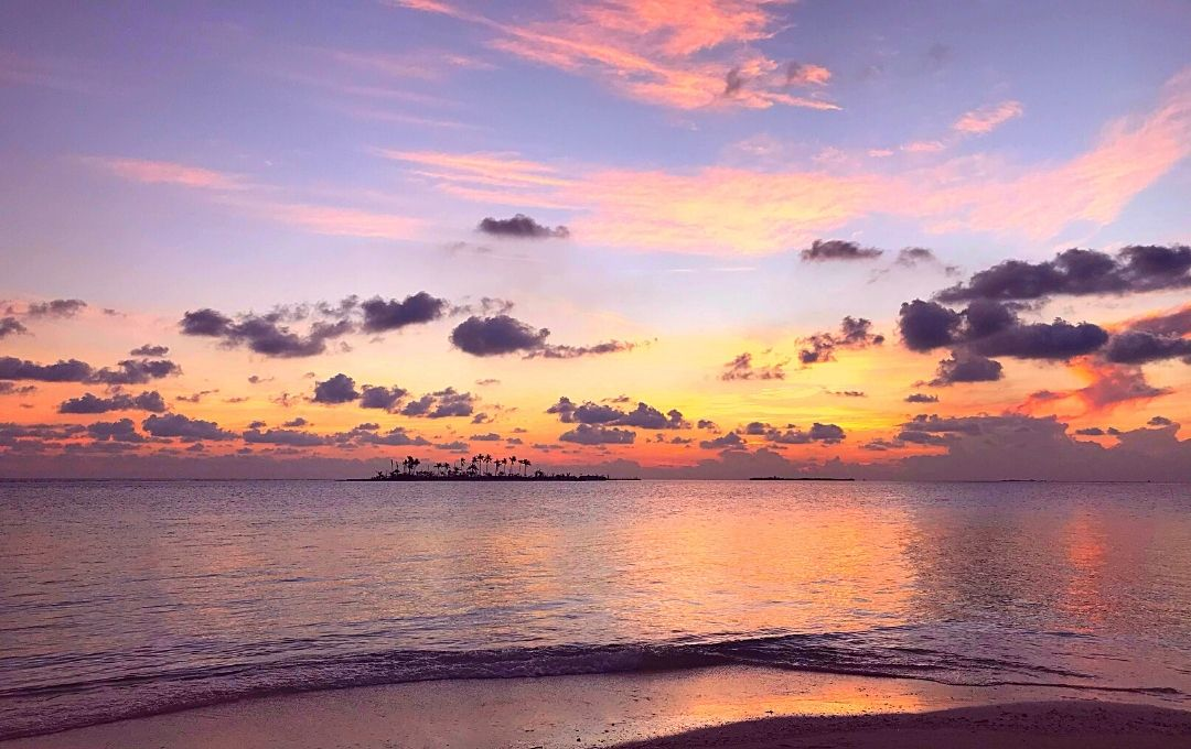 local islands in Maldives