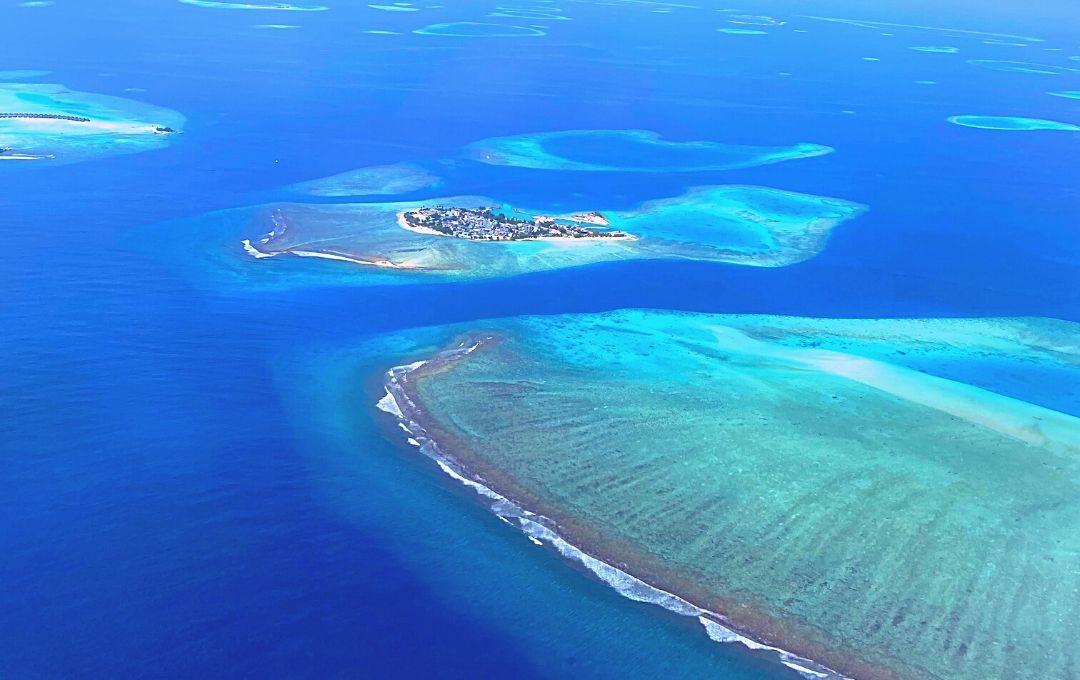 Reaching Maldives