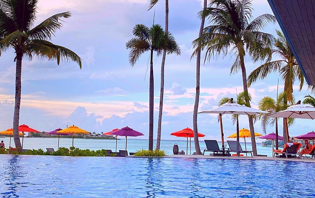 Private Island hotels in Maldives